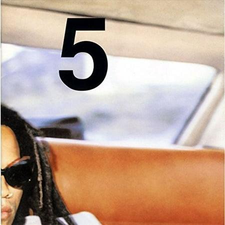 Lenny Kravitz   5  Cd