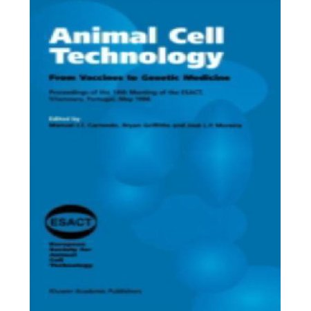 Animal Cell Technology  From Vaccines To Genetic Medicine