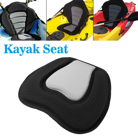 - EEEkit Comfortable Soft Anti Slip Kayak Seat Cushion Thicken Pad Suit for Kayak Canoe Fishing Boat Replacement Accessories,kayaking, inflatable boats, fishing boats , drift boats.