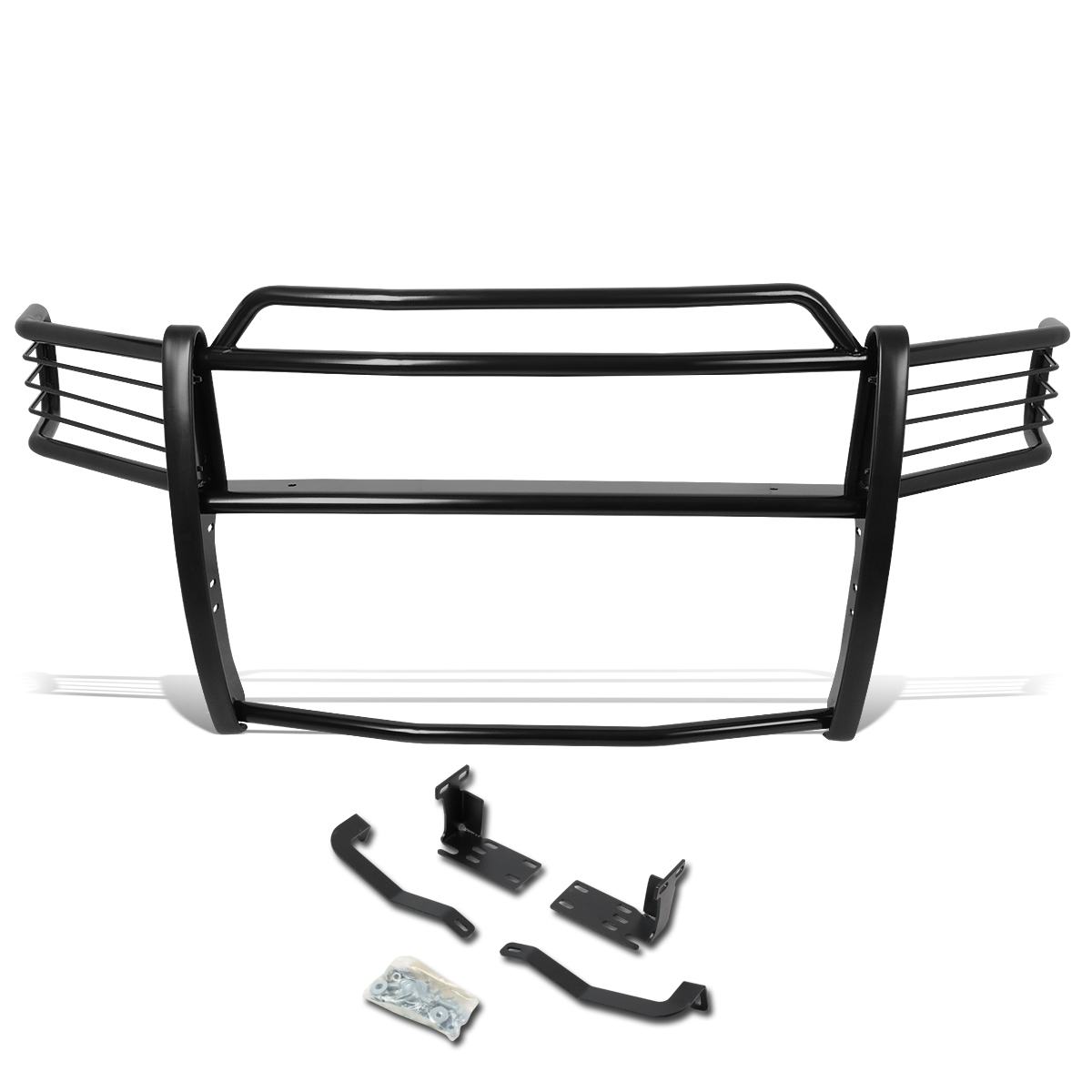 For 02-05 Dodge Ram 1500/2500/3500 Front Bumper Protector...