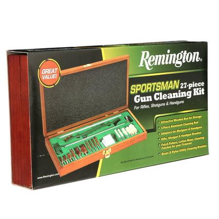 REMINGTON SPORTSMAN CLEANING KIT 27 PIECE