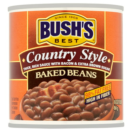 Bush's Best Country Style Baked Beans, 16 Oz