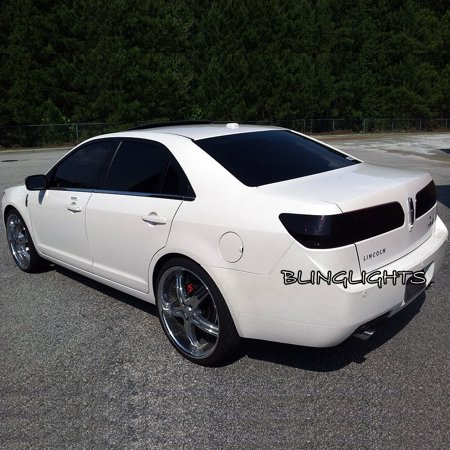 2010 2011 2012 Lincoln Mkz Smoked Tail Light Film Lamp Overlays Kit