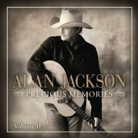 Precious Memories, Vol. 2 (CD)