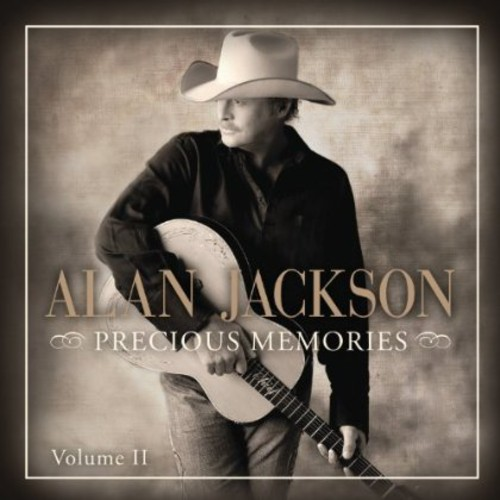 Alan Jackson - Precious Memories, Volume II (CD)