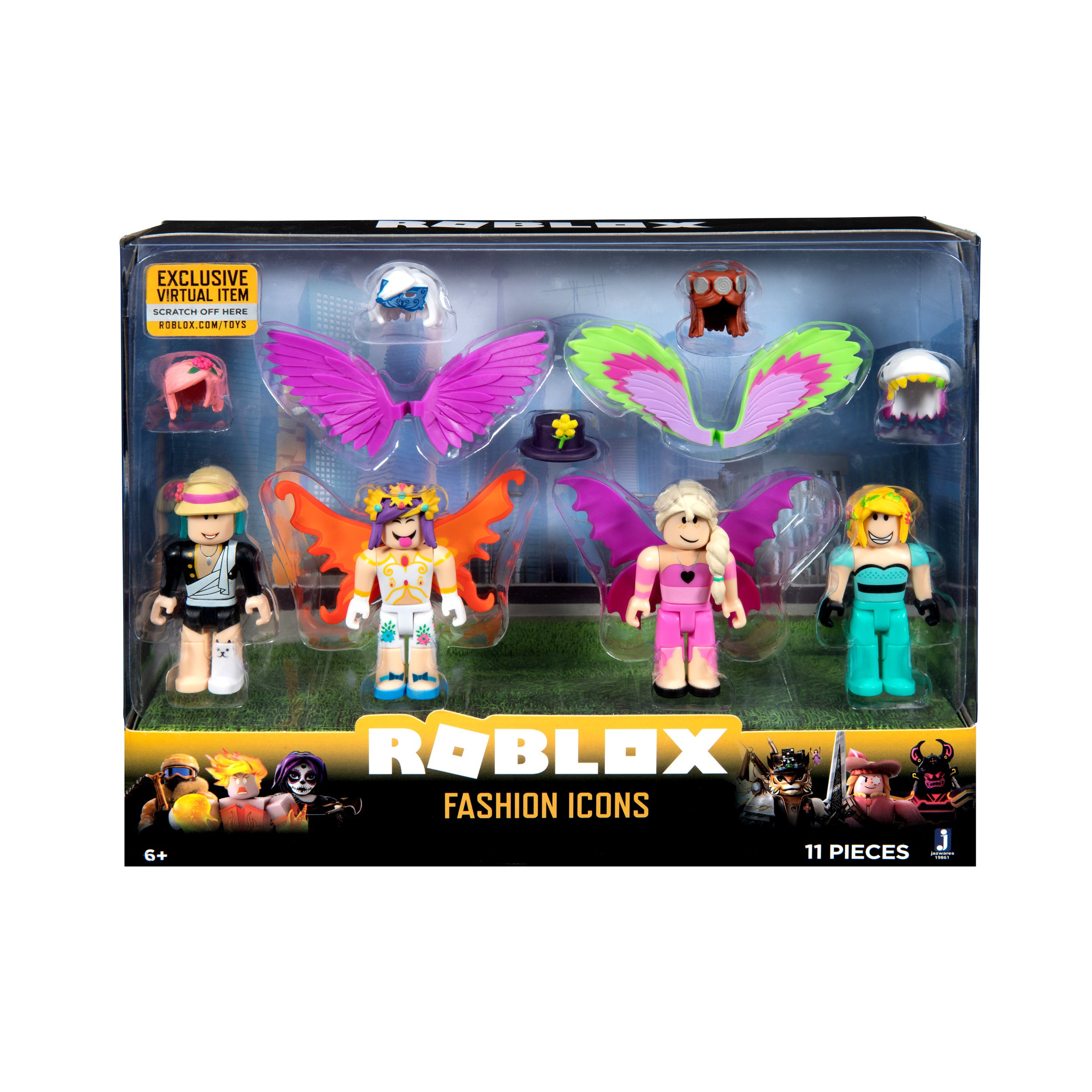 Roblox Celebrity Collection Fashion Icons Mix Match Set
