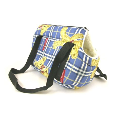 EURO TOTE PET CARRIER - CUTE TEDDY BEAR DESIGN dog - Teddy Bear Dog