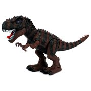 Dinosaur Century Tyrannosaurus Rex T-Rex Battery Operated Toy Dinosaur Figure w  Realistic Movement, Lights and Sounds... by Velocity Toys