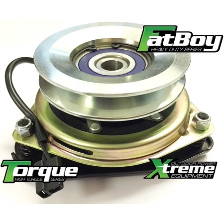 Replaces Cub Cadet 02002160P PTO Clutch with High Torque & FatBoy Bearing Upgrade