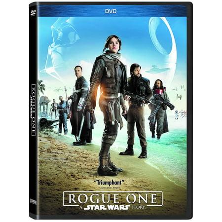Rogue One: A Star Wars Story (DVD) (Curvy Movie Stars)