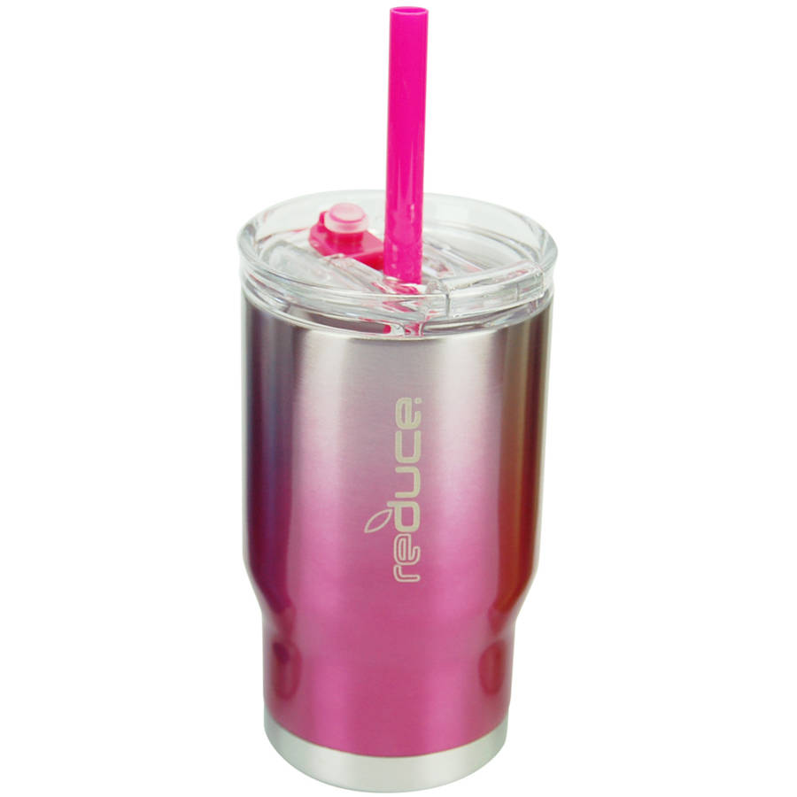 COLDEE Tumbler, 14 oz, Pink Ombre by Generic