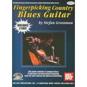 Stefan Grossman's Guitar Workshop Audio: Fingerpicking Country Blues Guitar (Other)