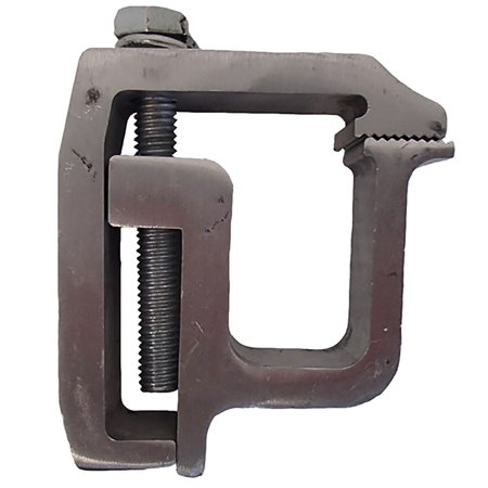 One Heavy Duty Mounting Clamp made for Truck Cap Topper Camper