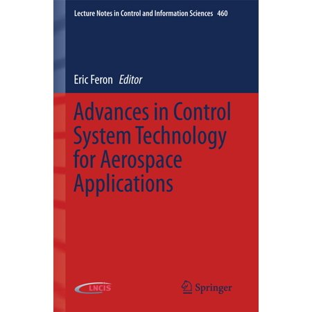 - Advances in Control System Technology for Aerospace Applications - eBook