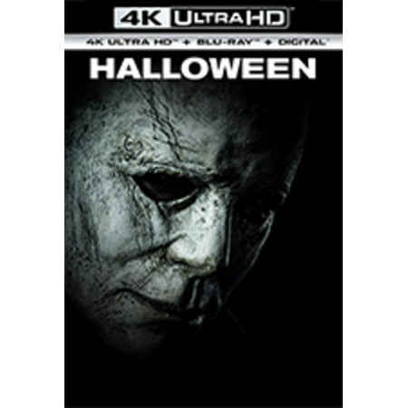 Halloween (4K Ultra HD + Blu-ray + Digital Copy) (Scary Animated Halloween Movies)