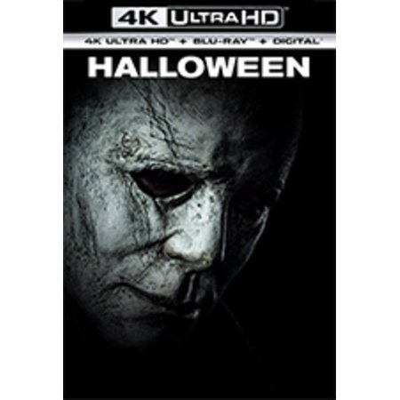 Halloween (4K Ultra HD + Blu-ray + Digital - 2017 Halloween Full Movie