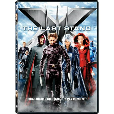 X-3: X-Men - The Last Stand (DVD)
