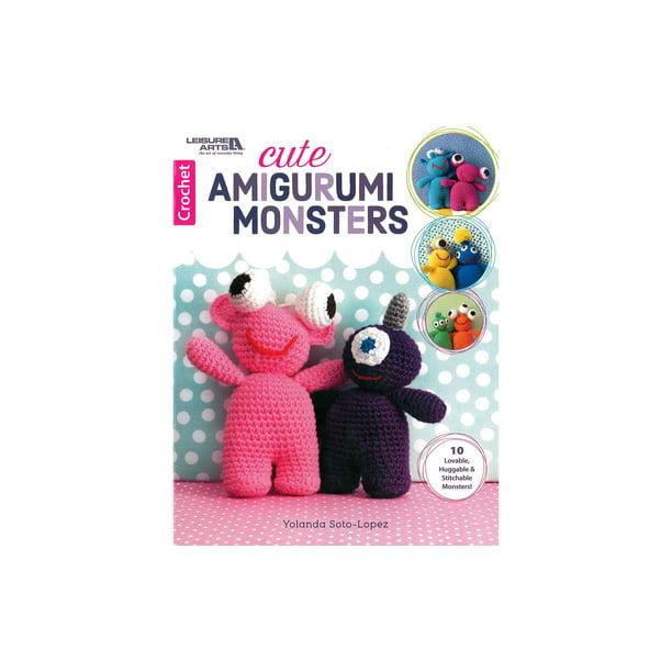 Bibi loves the Amigurumi Monsters book!... - Amigurumi Patterns ... | 612x612