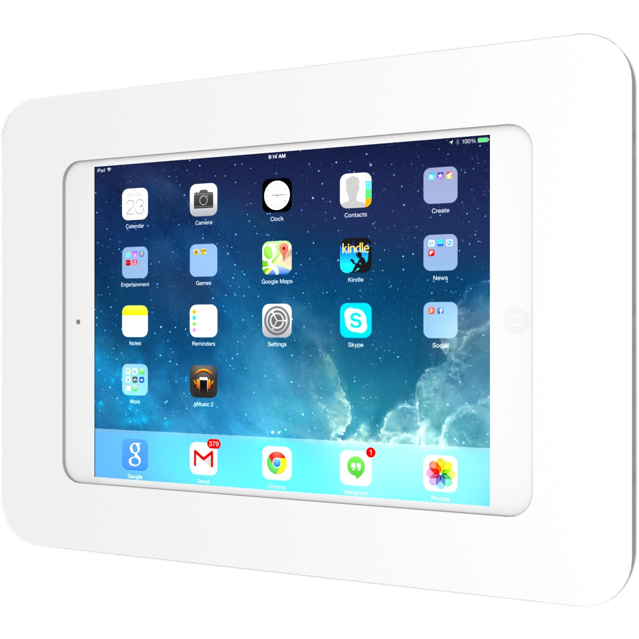 Compulocks Rokku Wall Mount for iPad 260ROKW