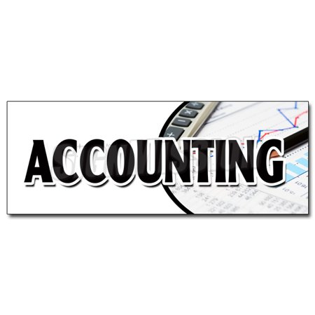 36  Accounting Decal Sticker Tax Return Preparation Cpa Refund Accountant