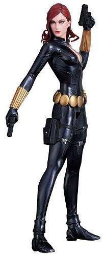 Marvel Avengers ArtFX Marvel Now Black Widow 1 10 Statue by