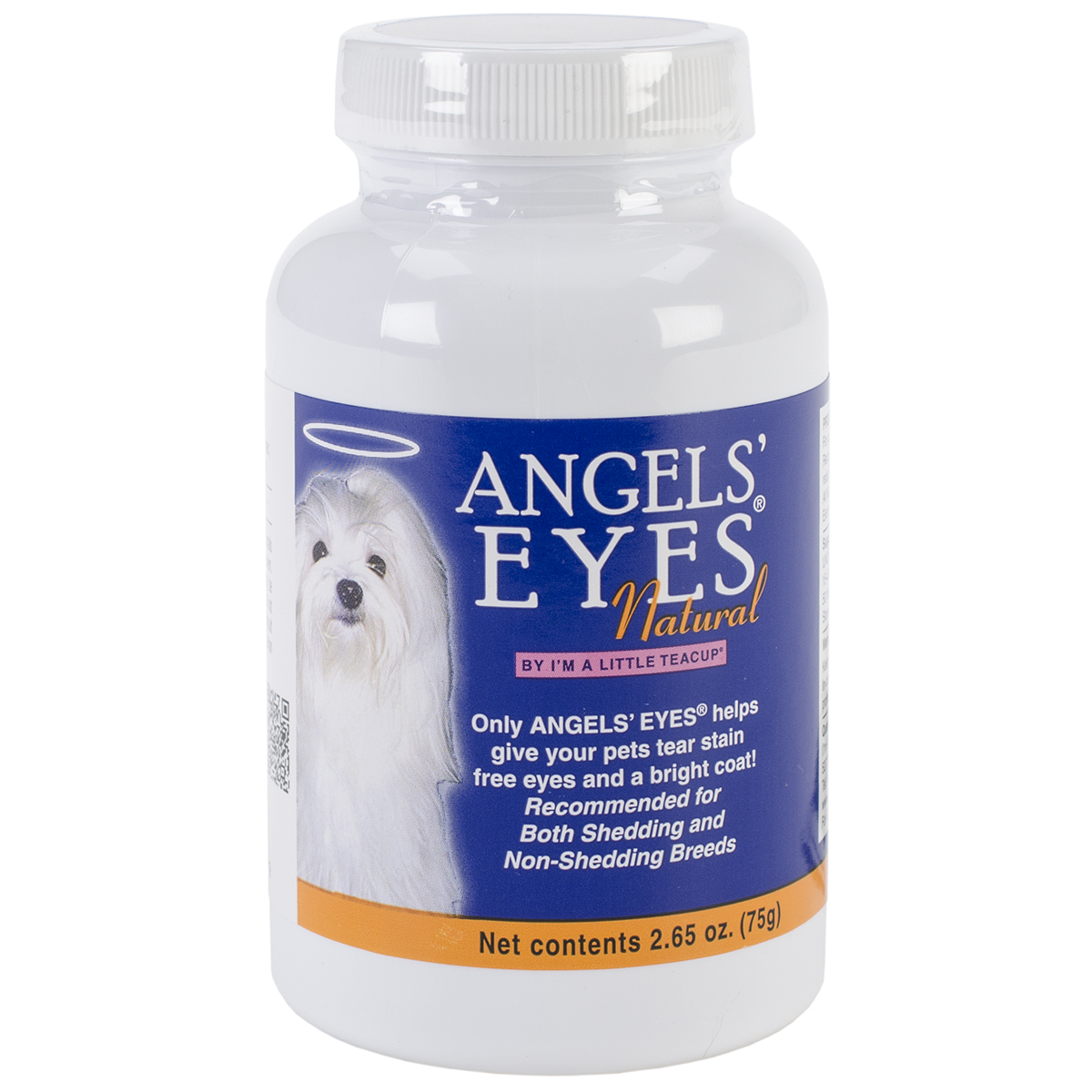 Angels' Eyes Natural Supplement For Dogs 75g-Chicken