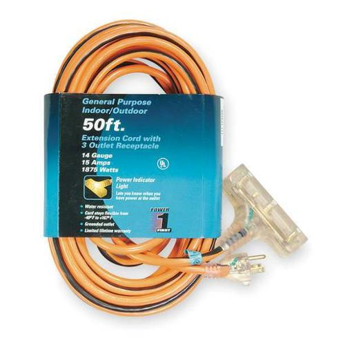 Power First 1FD66 Extension Cord