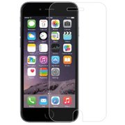 Mundaze Tempered Glass Clear Screen Protector for Apple iPhone 6 Plus/6S Plus