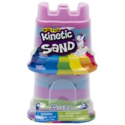 Kinetic Sand, 2-Pack Rainbow Unicorn 5oz Multicolor Containers for kids ages 3 and up