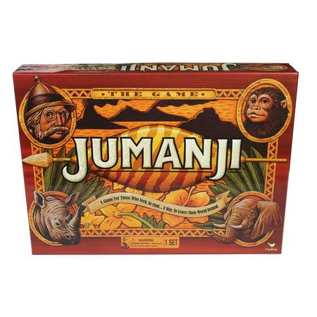 Jumanji The Game