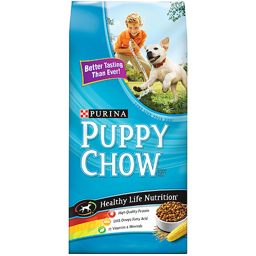 Puppy Chow Complete Blend Purina Dry Dog Food, 17.6 lb