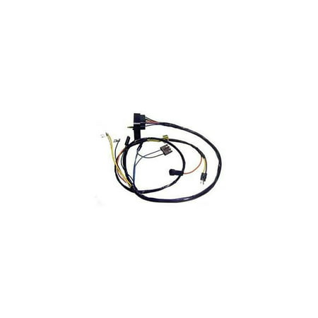 Eckler's Premier  Products 33-291641 Camaro Engine Wiring Harness, All V8, For Cars With (1 4 Scale V8 Engines For Sale)
