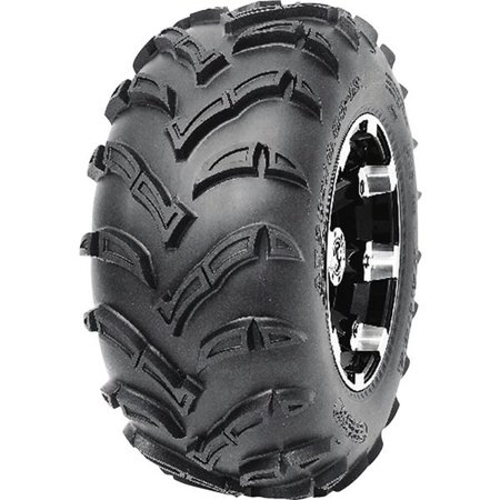 Ocelot 6-Ply Deep BearClaw Style Zilla V-Tread SxS ATV / UTV Tire 25X8-12