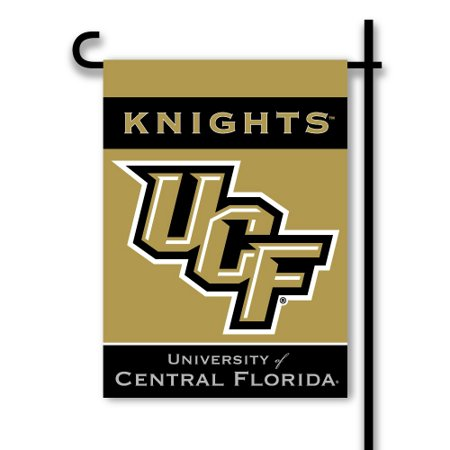 Bsi Products Inc Central Florida Golden Knights 2 Sided Garden Flag Garden Flag