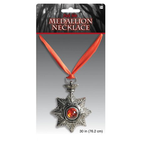 Vampire Necklace Adult Costume Accessory