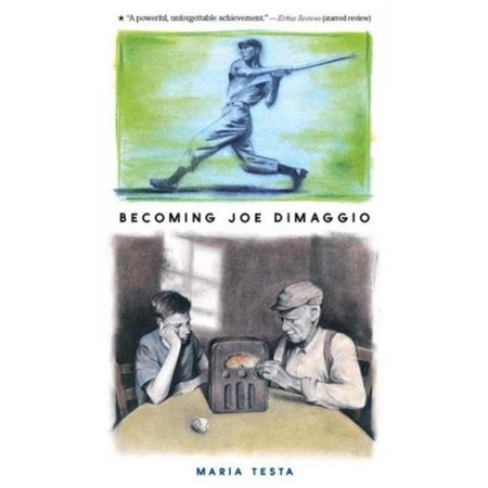 Becoming Joe Dimaggio by