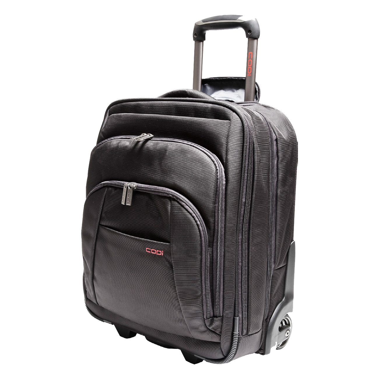 "Codi Mobile Max Carrying Case Roller for 17-1/3"" Travel Essential, Black"