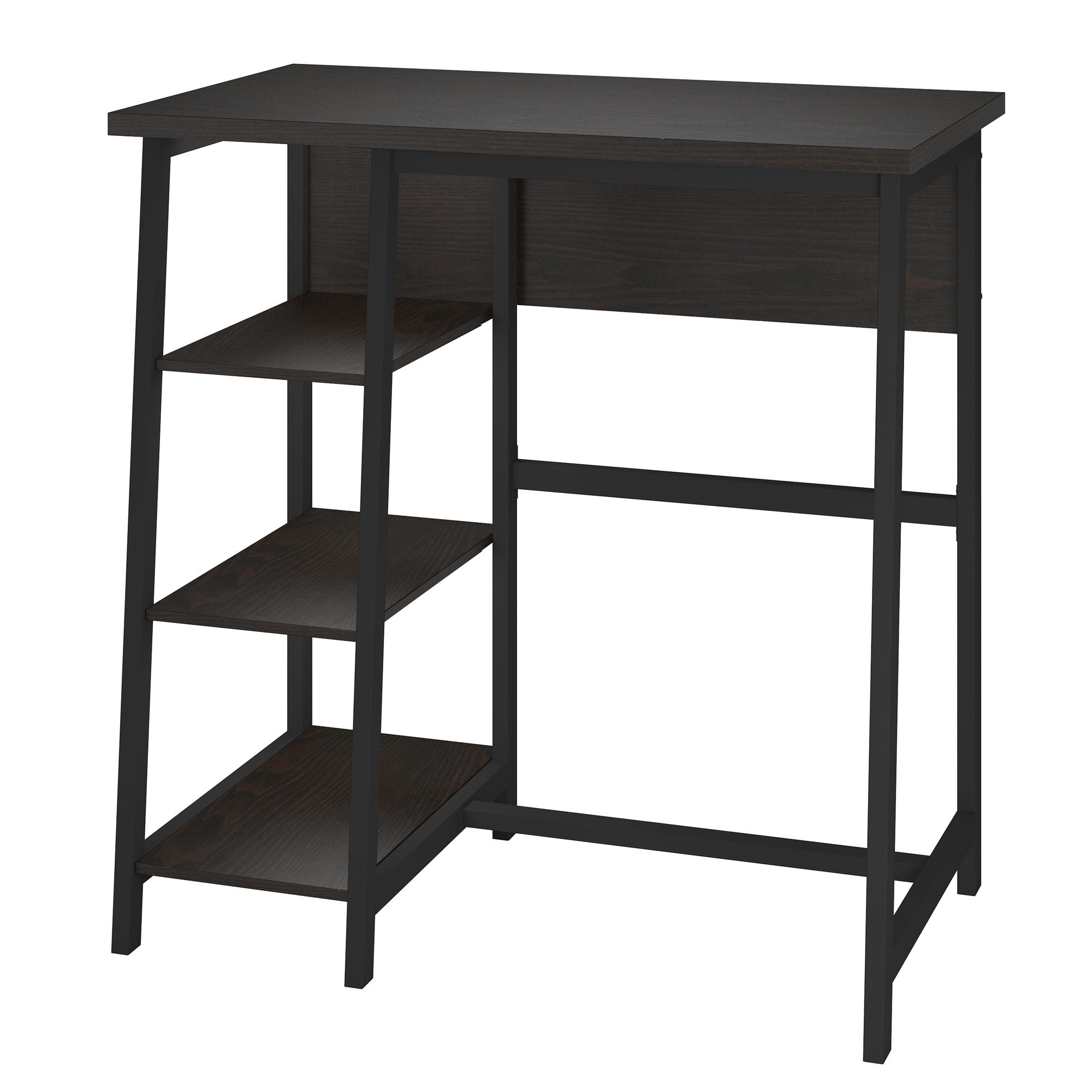 Mainstays Standing Computer Desk with Multiple Shelves