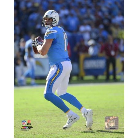 Philip Rivers 2016 Action Photo Print