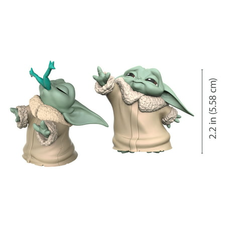 Star Wars The Bounty Collection: Baby Yoda Froggy Snack