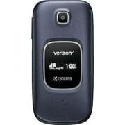 Verizon Kyocera Cadence Prepaid Cell Phone 16gb Black