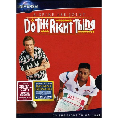 DO THE RIGHT THING (DVD W/DIGITAL COPY)