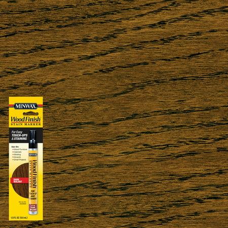 Minwax Wood Finish Stain Marker, 1/3 oz Dark