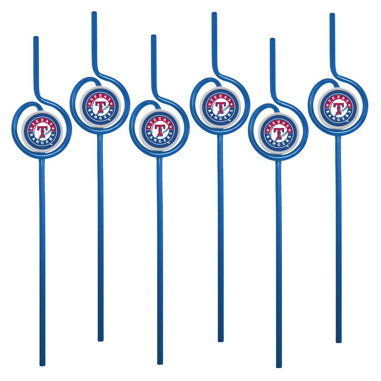 Texas Rangers Team Sips Standard 6 Pack