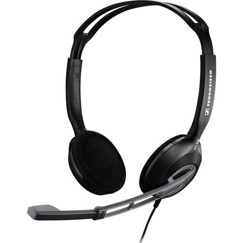 Sennheiser PC 230 Binaural Headset with Noise Canceling Microphone