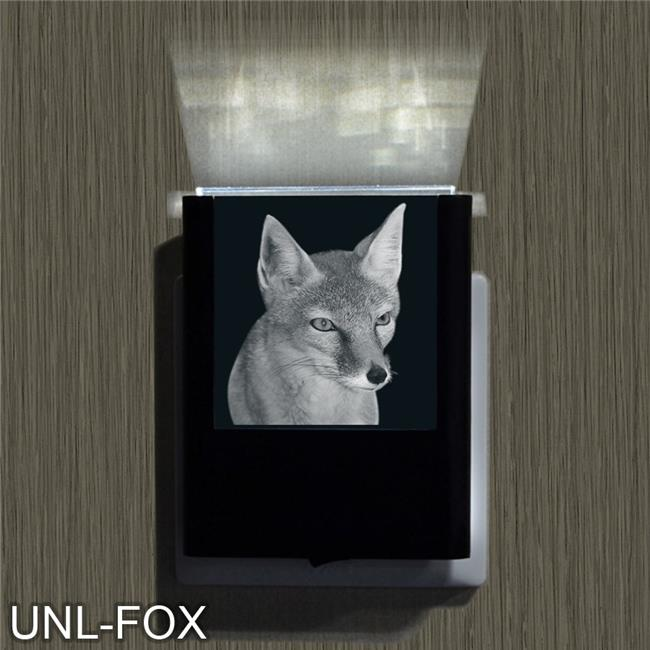 Uniqia UNLG0314 Night Light - Fox Laser