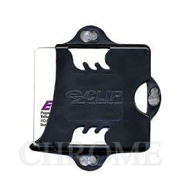 Ez Pass Clip Electronic Toll Tag Holder For E Zpass   I Zoom   I Pass   Black