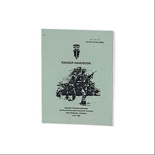 Rothco SH 21-76 US Army Ranger Handbook