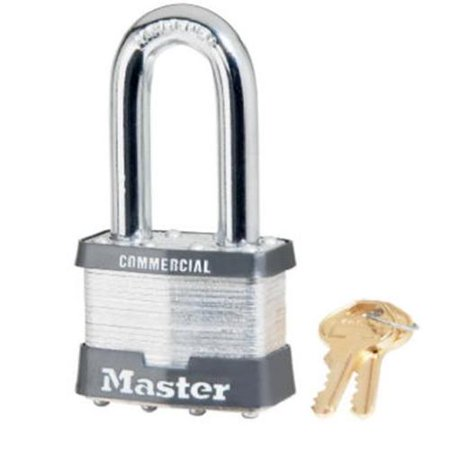 Master Lock 17KALH 2-Inch Keyed-Alike Laminated Padlock