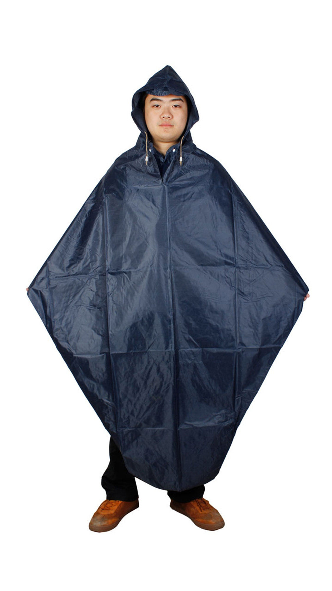 Click here to buy Adult Bike Bicycle Rider Blue Rain Coat Poncho Fhrqz by Unique-Bargains.